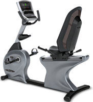 Vision Fitness R40i Touch Ligfiets - Gratis montage
