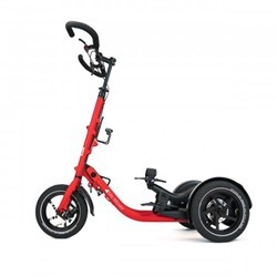 Me-Mover - Rood