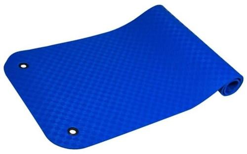 Reha Fit XL Fitnessmat - Yogamat - 180 x 100 x 0,8 cm - Blauw