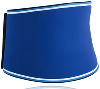 Rehband Blue Line Back