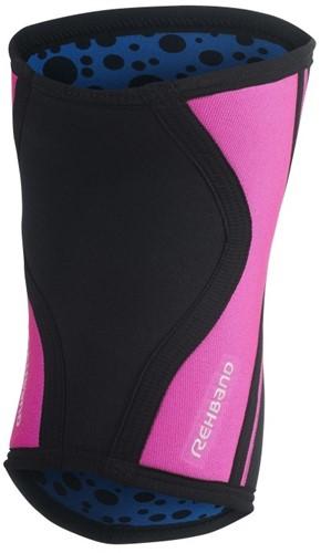 Rehband Kniebrace RX 3MM Black/Pink