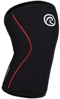 Rehband Kniebrace RX 7MM Black/Red-1