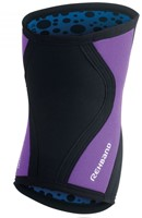 Rehband Kniebrace RX 3MM Black/Purple-3