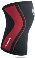 Rehband Kniebrace RX 3MM Black/Red Froning-2