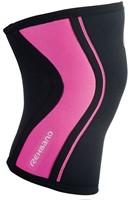 Rehband Kniebrace RX 5MM Black/Pink-2