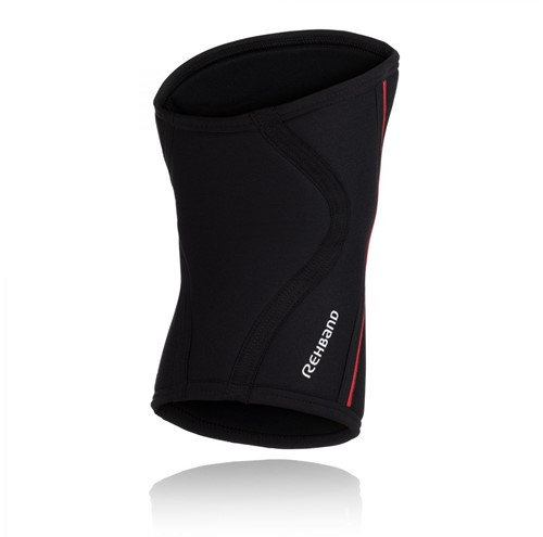 Rehband Kniebrace RX 7MM Black/Red-3