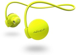 Avanca S1 Sports Headset - Neon Yellow