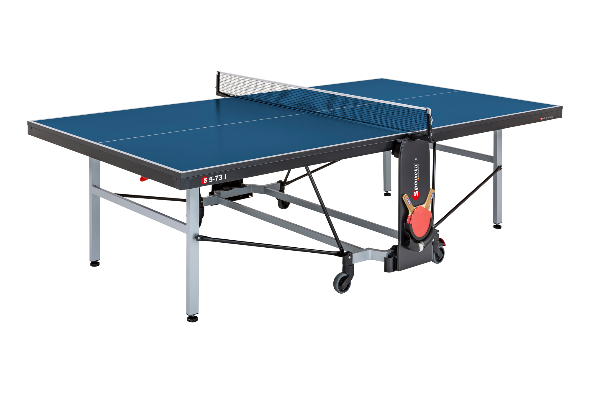 Sponeta S5-73i tafeltennistafel schoolline compact plus blauw