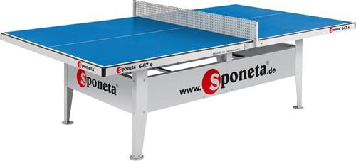 Sponeta S6-67E Outdoor Tafeltennistafel
