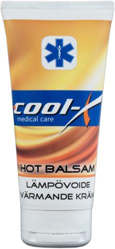 Cool-X Hot Balsem - 75 ml
