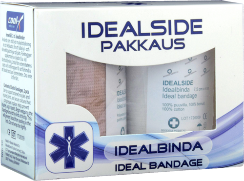 Cool-X Ideal Bandage pack - 2 rollen