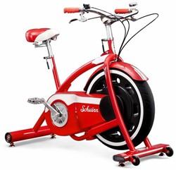 Schwinn Classic Cruiser Retro Bike Hometrainer- met Bluetooth en Zwift