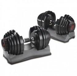 Selecttech Dumbellset (2 tot 24 kg)