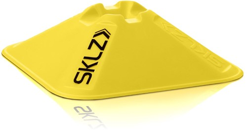 SKLZ Pro Training Agility Cones - 5 cm - 20 stuks - Verpakking beschadigd-2
