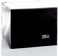 Soft Plyo Box Zwart