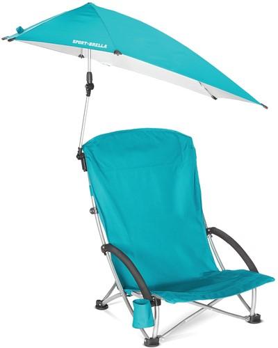 Sport-Brella / Beach Chair - Aqua