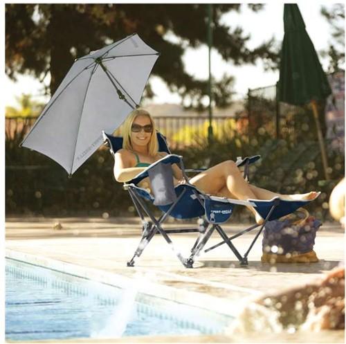 Sport-Brella Recliner Chair - Blue-2