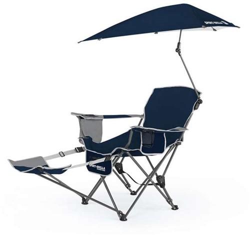 Sport-Brella Recliner Chair - Blue