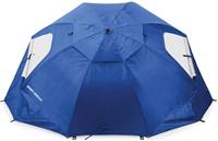 Sport-Brella Strandtent - Windscherm - Parasol- Blauw-2