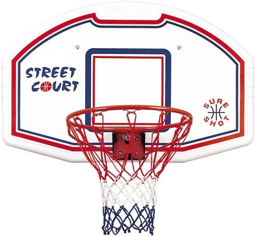 Sureshot Bronx Basketbalbord - Flexgoal/Steun