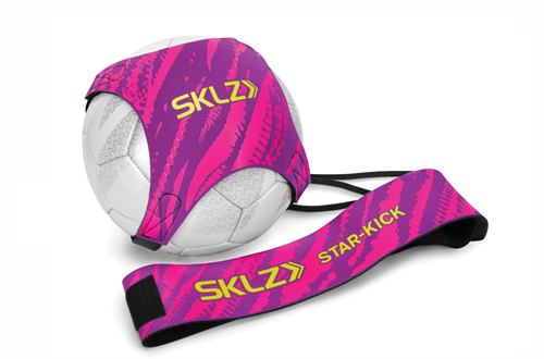 SKLZ Star Kick Solo Voetbal Trainer - Roze