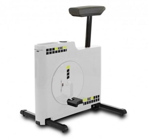 BH Fitness Kube Deskbike Hometrainer - Wit