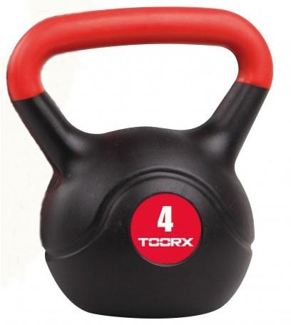 Toorx PVC Kettlebell - 4 kg