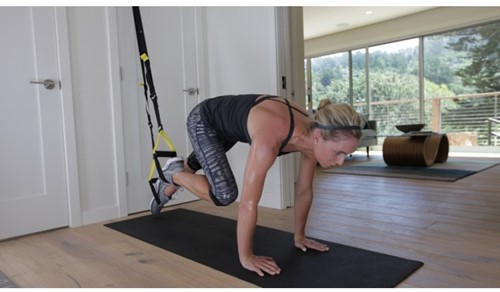 TRX Home Suspension Training Kit - Met Trainingsvideos-3
