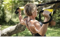 TRX Home Suspension Training Kit - Met Trainingsvideos-2