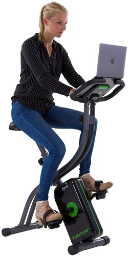 Tunturi Cardio Fit B20 X-Bike Folding Bike Hometrainer - Showroommodel in doos-3