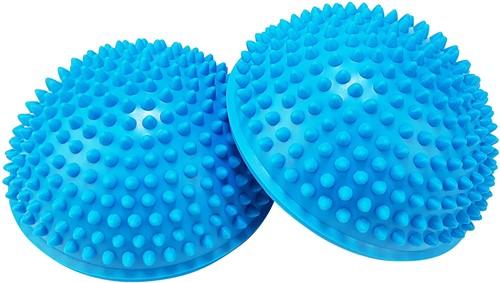 Tunturi Balance Pods - Turquoise - 2 Stuks