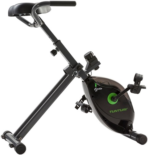 Tunturi Cardio Fit D20 Deskbike Hometrainer - Gratis trainingsschema