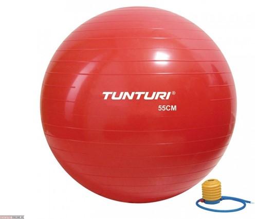 Tunturi Gymball 55cm - Rood