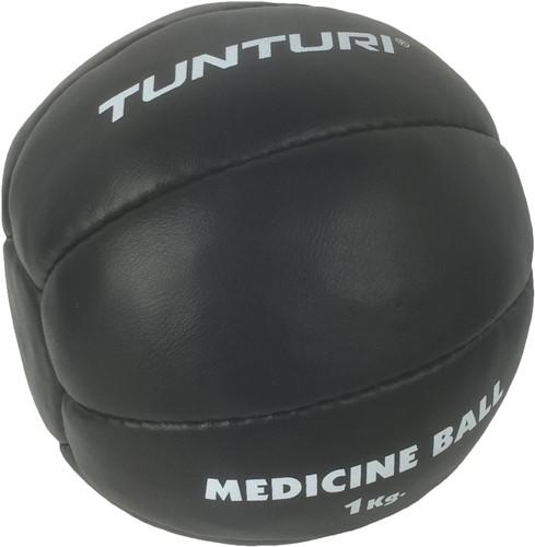 Tunturi Medicijnbal Zwart-2