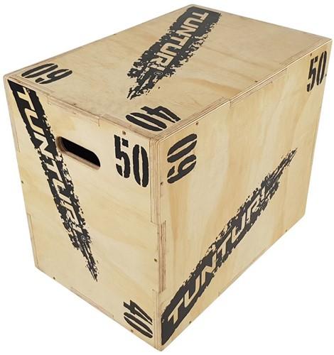 Tunturi Plyo Box 40x50x60 cm-3