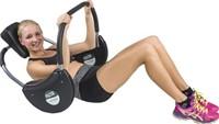 Tunturi Power Roller (Buikspier trainer) voor buikspieroefeningen - Verpakking beschadigd