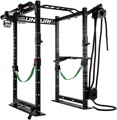 Tunturi RC20 Cross Fit Rack - Ball Pull-up Grips-2
