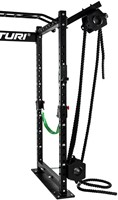 Tunturi RC20 Cross Fit Rack - Rope Trainer-2