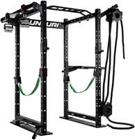 Tunturi RC20 Cross Fit Rack - Rope Trainer-3