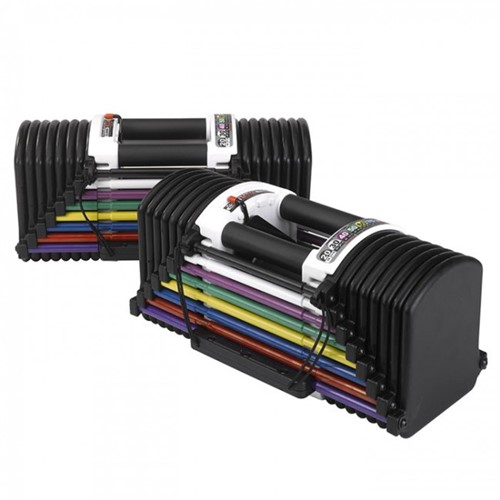 PowerBlock Flex U90 Stage 3 (47,6 - 56,7 kg per paar) - Tweedekans