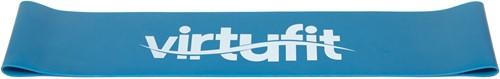 VirtuFit Mini Band - Weerstandsband - Fitness Elastiek - Sterk - Blauw