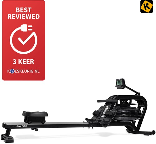 VirtuFit Pro Water Resistance Row 1000 Roeitrainer - Gratis trainingsschema