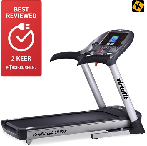 VirtuFit Elite TR-900i Loopband - Gratis trainingsschema
