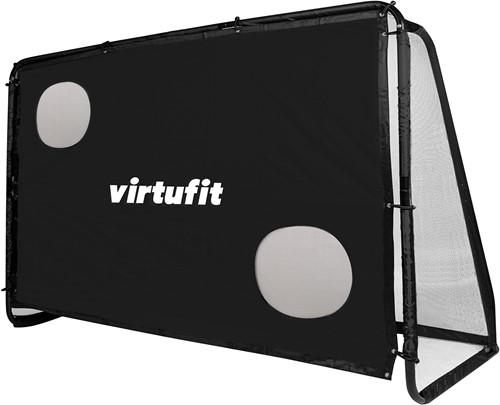 VirtuFit Voetbaldoel Pro met Doelwand - Voetbal Goal - 170 x 110 cm