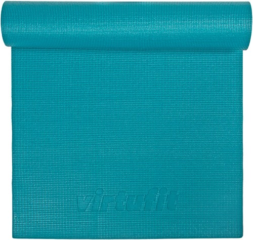 VirtuFit Premium Yogamat - 183 x 61 x 0,4 cm - Ocean Green