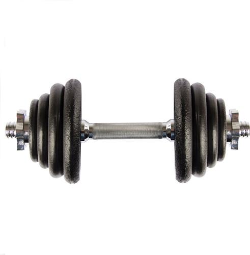 VirtuFit Dumbellset Gietijzer 15 kg (30 mm)