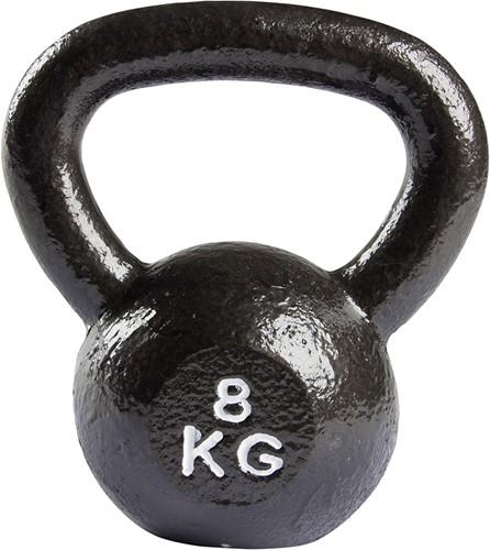VirtuFit Kettlebell Gietijzer - 8 kg