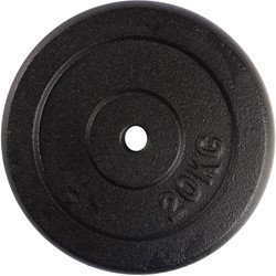 VirtuFit Gietijzeren Schijf 30 mm - 20 kg