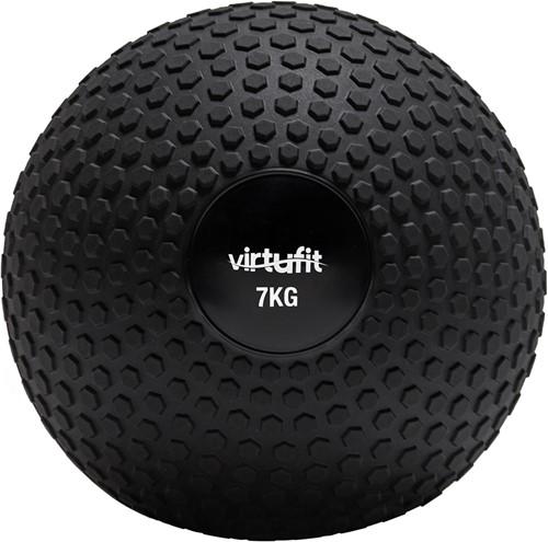 VirtuFit Slam Ball – Fitness Bal – Crossfit Bal - 7 kg – Zwart