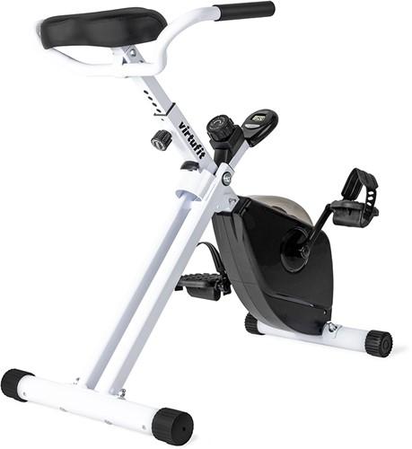 VirtuFit Opvouwbare Deskbike - Bureaufiets met Computer - Gratis trainingsschema